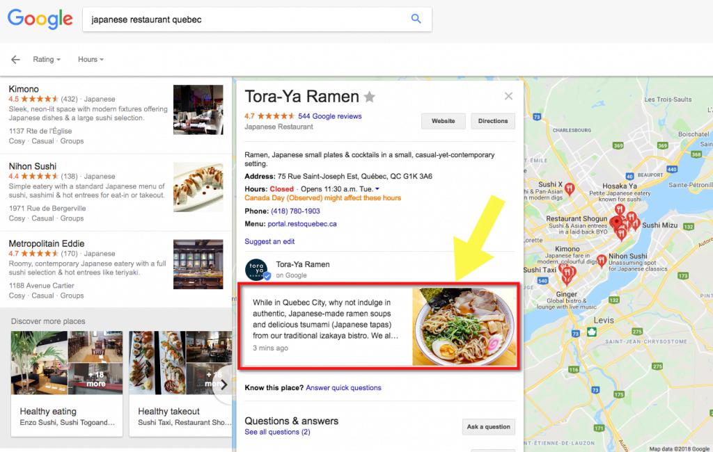 5 Τips για να εκμεταλλευτείς στο έπακρο το Google My Business 2