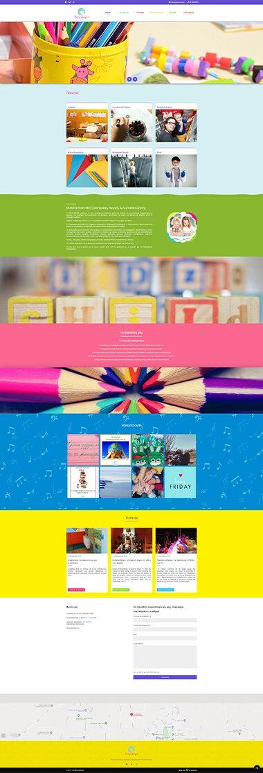 Κατασκευή e-shop & ιστοσελίδων Θεσσαλονίκη - Ονειροχώρα
